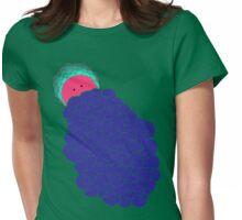 Beard man Womens Fitted T-Shirt