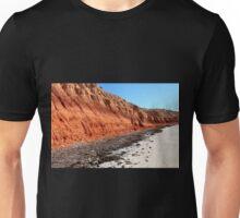 red cliffs Unisex T-Shirt