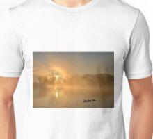 Landscape with Three Ducks Unisex T-Shirt