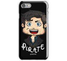 2. Killian Jones Pirate iPhone Case/Skin