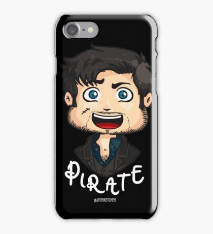 2. Killian Jones Pirate iPhone Case/Skin