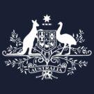 Australia Coat of Arms by Jason Langer