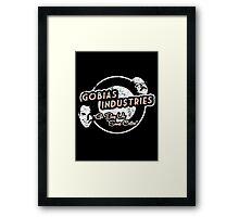 Gobias Industries Framed Print