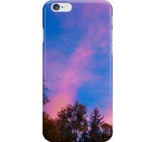 Sunset in a Rainforest iPhone Case/Skin