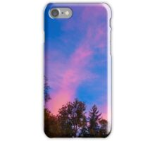 Sunset in a Rainforest iPhone Case/Skin