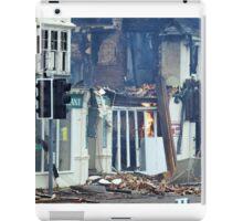 """ Fire at the Carlton Hotel Bognor. iPad Case/Skin"