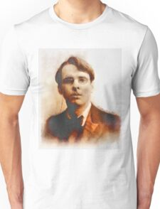 W.B. Yeats, Author & Poet Unisex T-Shirt