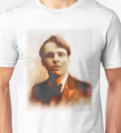 W.B. Yeats, Author & Poet Unisex T-Shirt
