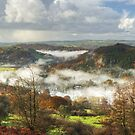 Windermere Mist by Jamie  Green