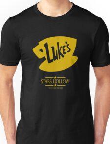 Gilmore Girls Luke's Diner Women Shirt Unisex T-Shirt