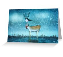 Deer to my heart Greeting Card