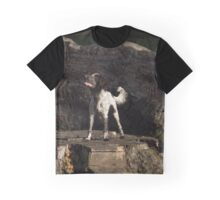 whats that up there? Graphic T-Shirt