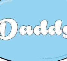 Unicorn Daddy Sticker