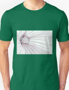 Lavatera Flower Stamen Macro  Unisex T-Shirt