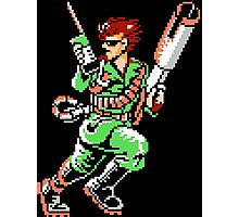 Bionic Commando T-shirt 1 Photographic Print