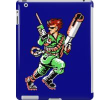 Bionic Commando T-shirt 1 iPad Case/Skin