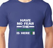 No Fear Algerian Is Here Algeria Pride Unisex T-Shirt