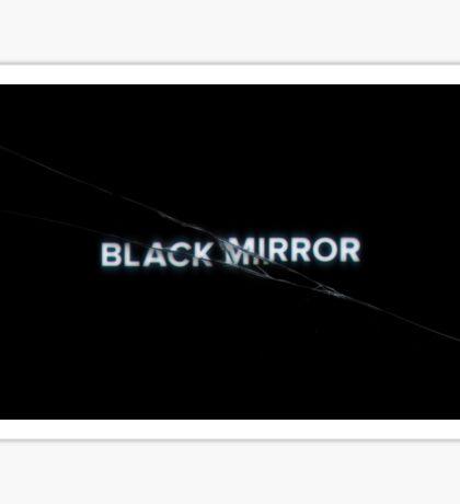 Black Mirror Sticker