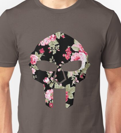 MF DOOM FLORAL MASK Unisex T-Shirt
