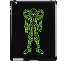 Super Metroid Schematic iPad Case/Skin