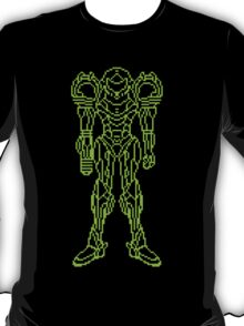 Super Metroid Schematic T-Shirt