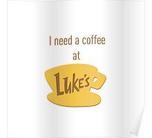 Luke's Poster