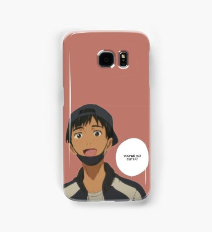 phichit :) Samsung Galaxy Case/Skin