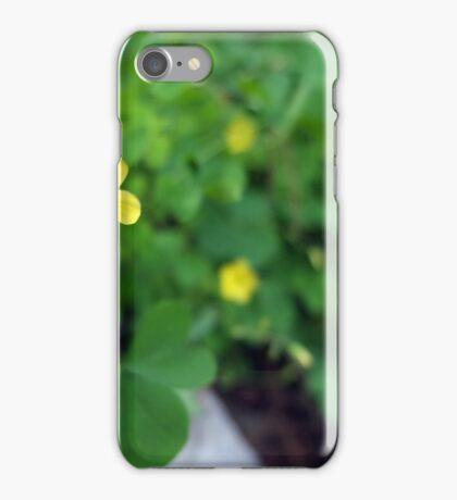 Swamp Buttecup iPhone Case/Skin