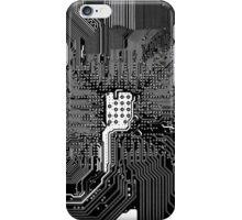 Circuit Board pt 1 iPhone Case/Skin