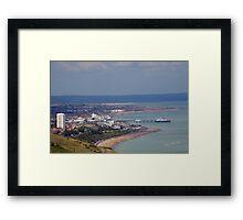 Eastbourne Framed Print