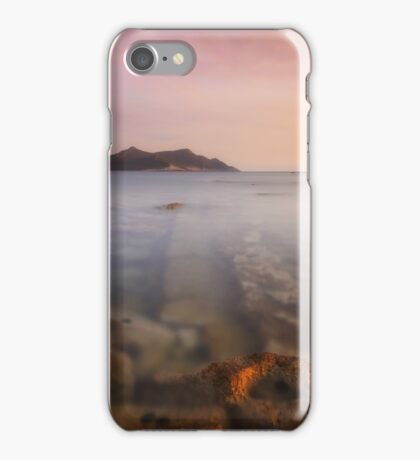 Methoni castle iPhone Case/Skin