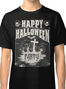 Happy Halloween Party Classic T-Shirt