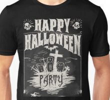 Happy Halloween Party Unisex T-Shirt