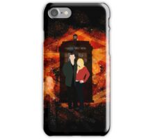 The Storm and The Wolf iPhone Case/Skin