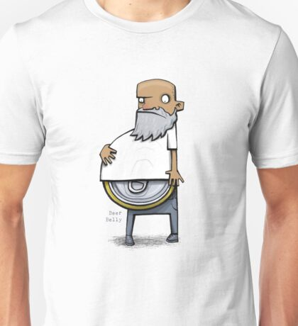 Beer Belly Unisex T-Shirt