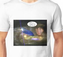 Dr Who Makes a Mistake Unisex T-Shirt