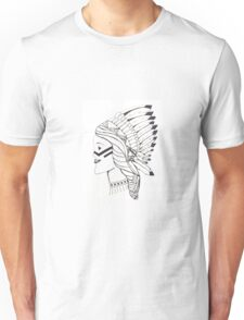 Pocahontas Unisex T-Shirt