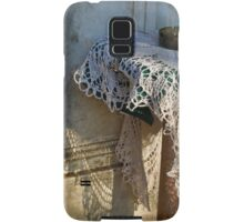 Shadows and Lace Samsung Galaxy Case/Skin