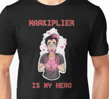 Markiplier is my Hero  Unisex T-Shirt