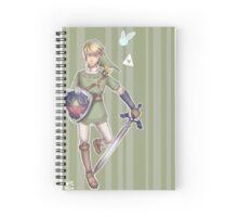 Link - Twilight Princess Spiral Notebook