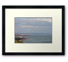 Red Arrows over Eastbourne Framed Print