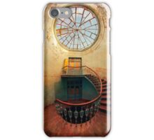 Big round window iPhone Case/Skin