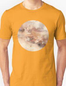 Pastel Origami Birds T-Shirt