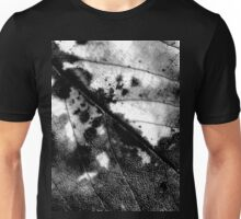 Scanned Leaf Unisex T-Shirt