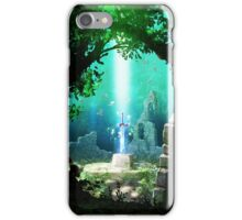 zelda of the power  iPhone Case/Skin
