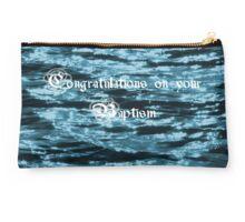 Baptism Card Studio Pouch