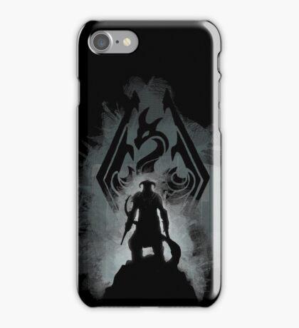 The Dovahkiin (v2) iPhone Case/Skin