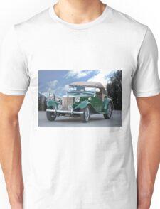 1953 MG TD Roadster Unisex T-Shirt