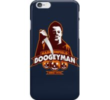Haddonfield Boogeyman iPhone Case/Skin