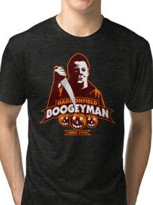 Haddonfield Boogeyman Tri-blend T-Shirt